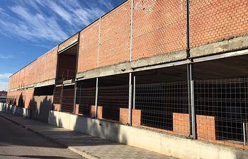 Segundo Centro de Salud de Villarrobledo.