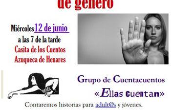 'Cuentos contra la violencia de género', en Azuqueca