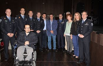 Conferencia de Emilio Calatayud en Albacete.