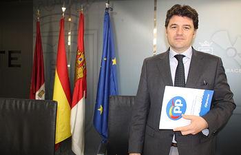 Francisco Navarro, concejal del Partido Popular en el Ayuntamiento de Albacete.