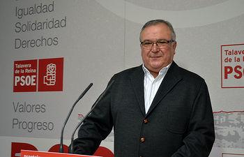 Javier Corrochano. Archivo.