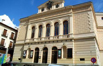 Teatro de Rojas- Toledo.