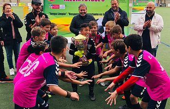 VIII Torneo de fútbol alevin de la Federacion de CLM