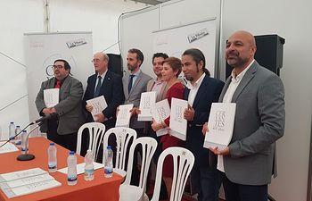 García Molina participa en el acto homenaje a Cervantes del Ayuntamiento de Ciudad Real
