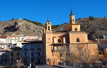 Iglesia Virgen de la Luz, Cuenca.
