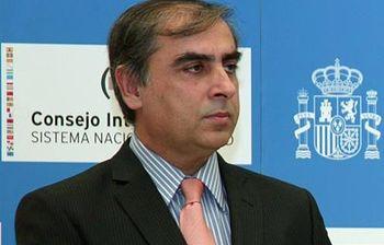 José Martínez Olmos. Foto: Ministerio de Sanidad, Política Social e Igualdad