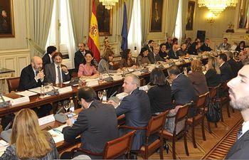 Comisión Nacional de Administración Local.
