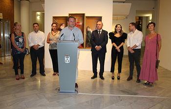 Exposición del XXVIII Premio de Artes Plásticas que convoca cada dos años el Ayuntamiento de Albacete.