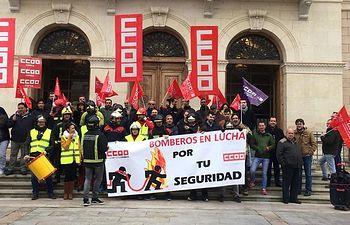 Bomberos Cuenca.