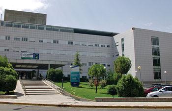 La Sanidad constituye una de las prioridades en la Región. En la foto, el Hospital del Perpetuo Socorro en Albacete