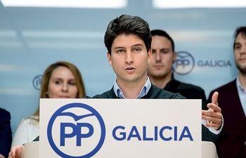 Diego Gago. Foto: adiantegalicia.es