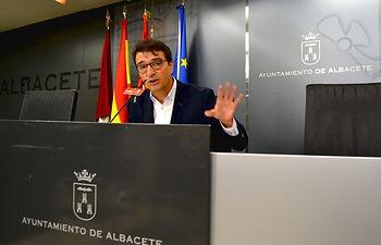 Javier Marmol.