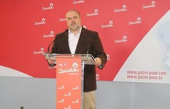 Fausto Marín, diputado regional del Partido Socialista por Ciudad Real