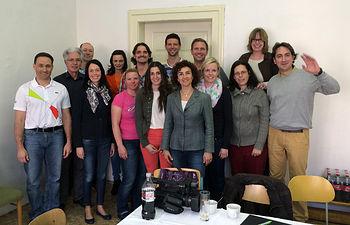 Participantes en la reunión de la República Checa.
