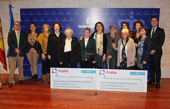 Las residencias de Benquerencia y de Higueruela consiguen premio en el I Concurso de Belenes y de Postales de la región. Foto: JCCM.