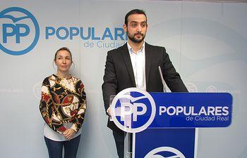 Alberto Lara, presidente del Partido Popular de Pedro Muñoz. Foto: PP Ciudad Real.