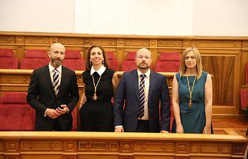 Grupo Cs en las Cortes.