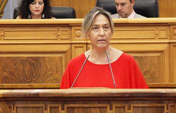 Ana Guarinos, vicepresidenta segunda de las Cortes de Castilla-La Mancha.