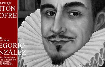 Gregorio González, escritor. Archivo.