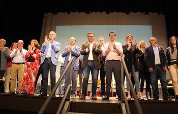 Presentación de la candidatura PSOE Malagón