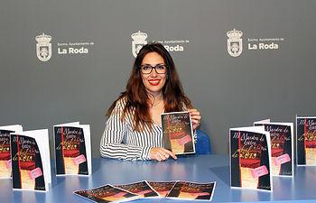 Lucía del Olmo, concejala de Cultura del Ayuntamiento de La Roda.