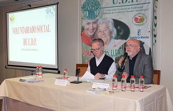 Jornadas Curso Básico de Voluntariado Social de la UDP.