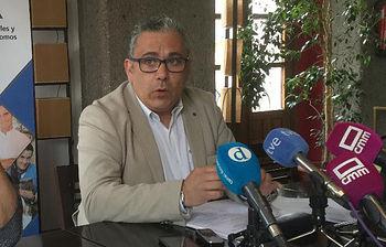 Cesar García, secretario general de UPTA CLM.