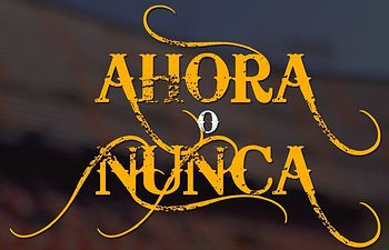 Cartel del viaje a Valencia organizado por la Federación de Peñas del Ab. Bpié.