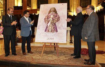 Presentación del cartel de la Semana Santa 2018.