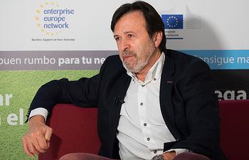 Artemio Pérez Alfaro, presidente de FEDA
