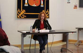 María Ángeles Herreros, subdelegada del Gobierno en Ciudad Real.