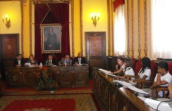 Reunión del Consejo de la Infancia