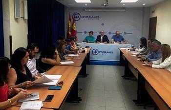 Comisión Educación PP-CLM