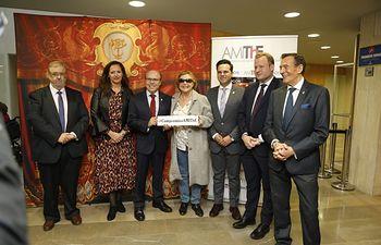 Gala 25 aniversario de la Asociación de Amigos de los Teatros Históricos de España (Amithe).