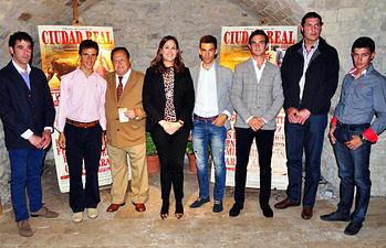 El Ayuntamiento de Ciudad Real en colaboración con asociaciones y entidades organiza un Festival Taurino a beneficio del Banco de Alimentos