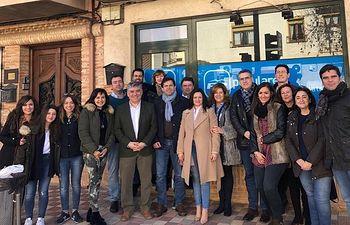 La campaña 'Pueblo a pueblo' ,cBolaños de Calatrava.