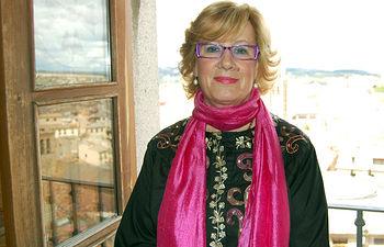 Imagen de archivo de la consejera de Cultura, Turismo y Artesanía, Soledad Herrero