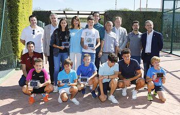 XII Torneo de Tenis 'Guillermo García-López'.