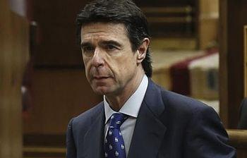 El ministro Soria en el Congreso de los diputados responde a una pregunta sobre el dividendo digital (EFE). Foto: EFE.
