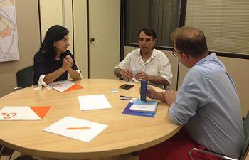 Reunión Ciudadanos Albacete - Albabici.