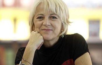 Gabriela Cañas.