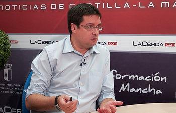 Óscar López, Secretario de Organización del PSOE.