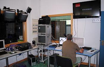 Instalaciones de la Sección de Tecnología Electrónica de la Imagen y del Sonido de la UCLM