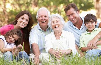 Familia. Archivo.