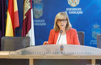 Participación Ciudadana, presentación de subvenciones para asociaciones, Carmen Heredia