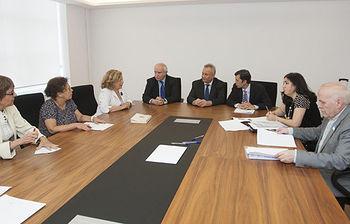 Técnicos del IPCE y la Xunta