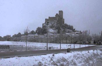 Almansa nevada.