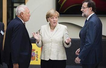 José Manuel García-Margallo. Foto: EFE.