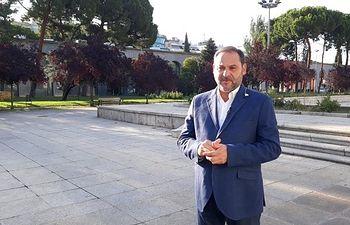 José Luis Ábalos, secretario de Organización PSOE.