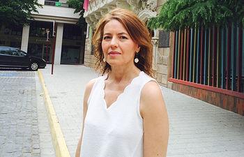 Aurelia Sánchez Navarro - Consejera de Bienestar Social. Foto: JCCM.